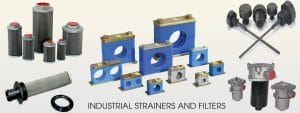 industrial strainers and filters